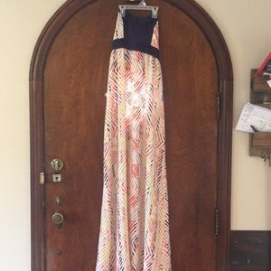 BCBG Generation maxi dress size s only worn once